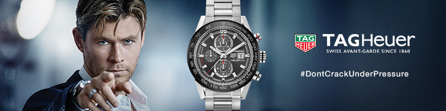 Relojes TagHeuer Red Bull Racing Team